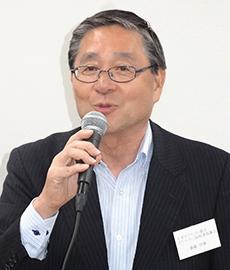 齋藤信雄会長