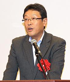 斎藤浩会長