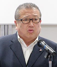 石川裕取締役副社長