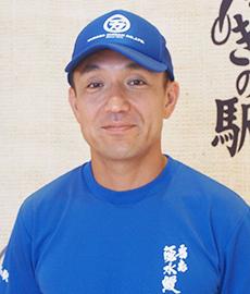 山田信太郎専務