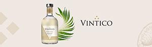 タイの果汁飲料メーカー大手「マリー・グループ」が投入した高級ココナツ酢飲料の「ヴィンティコ」=提供写真