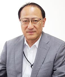 執行役員営業本部長 小島敏宏氏