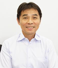 常務執行役員製粉・ミックス事業本部長 芝山浩二氏