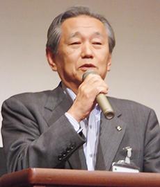 藤原昭典会長