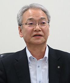 5月25日に就任した高山光男雪印種苗新社長