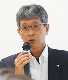 香川雅司専務