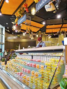 楽しい買い物体験を追求するリアル店舗(サミット下倉田店)