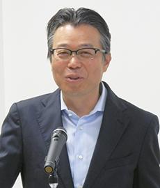 阪東明執行役員営業本部長兼菓子食品営業部長