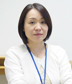 的場美紀子ユーザーソリューション開発部3ビジネスユニットマネージャー