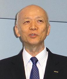 清水弘和取締役専務執行役員