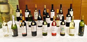 コンクールで金賞を受賞したワイン