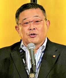 竹内信夫取締役副社長