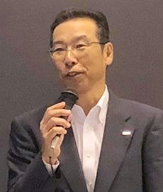 広浦康勝社長