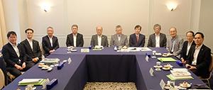 7月4日に東京・新橋の第一ホテル東京で行われた選考委員会