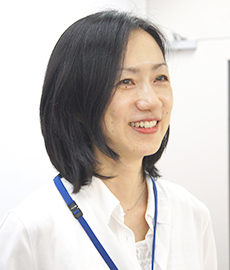 稲井田有希 ダイセル有機合成カンパニーコスメ・ヘルスケアマーケティング部課長