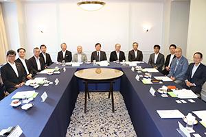 7月19日に開催された「第21回日食優秀食品機械・資材・素材賞」選考委員会