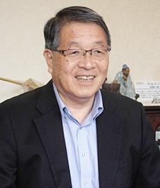 神尾啓治 代表取締役社長