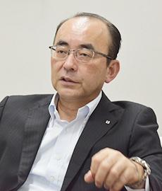 佐古則男 代表取締役社長