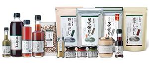 「茅乃舎」商品の例