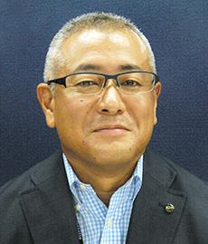 南博貴 広域統括部第5担当副部長
