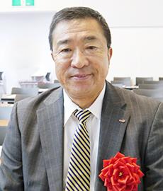 米川敏男社長
