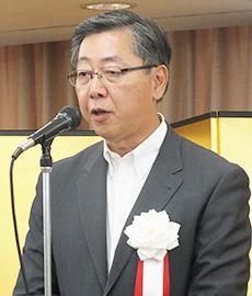 山田貴夫新会長