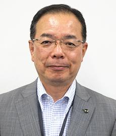 碇豊樹 代表取締役社長執行役員