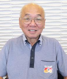 高木誠治会長