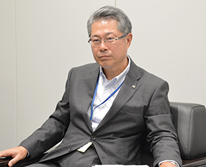角田憲治 執行役員 商品本部本部長