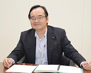 東野聡 執行役員 MD統括部長