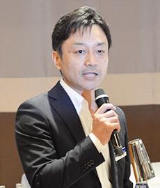 田中崇賛マーケティング本部マーケティング第三部次長