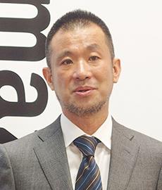 石橋憲人事業本部長