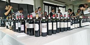 フランス産高品質ワインを多数紹介した