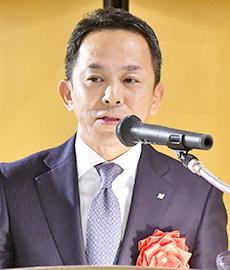 ニチレイフーズ 大櫛顕也社長