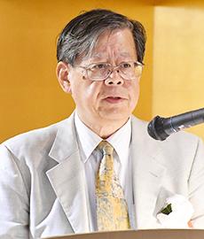 石谷孝佑選考委員長(日本食品包装協会理事長)