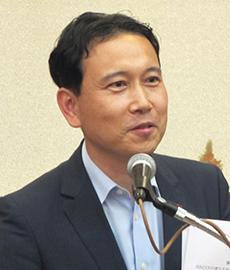 遠藤栄一社長