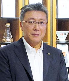 上島成介社長