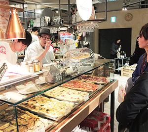キッチン&マーケットルクア大阪店(阪急オアシス)