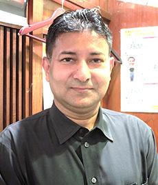 モハマド・シャーミン氏
