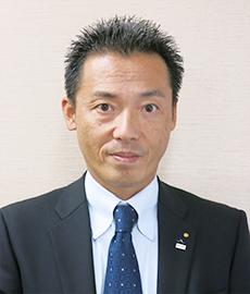 代表取締役社長 藤尾益雄