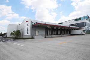 京成本線・八千代台駅より車で約15分、京葉道路・武石ICより車で約15分の場所にあるデリシャス・クック習志野工場