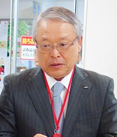 伊藤滋会長