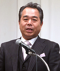 横田真太郎社長