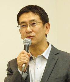 田中秀樹担当部長