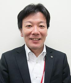 樋口良仁ブランドマーケティング課担当課長