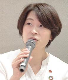 リコージャパン・コーポレートコミュニケーション部の太田康子氏