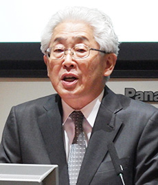 藤田元宏社長