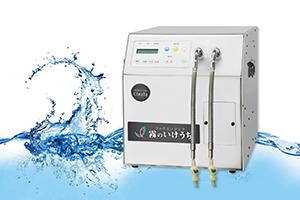 次亜塩素酸水とアルカリ水を個別生成する「次亜塩素酸水生成装置」