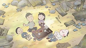 Webアニメの1シーン