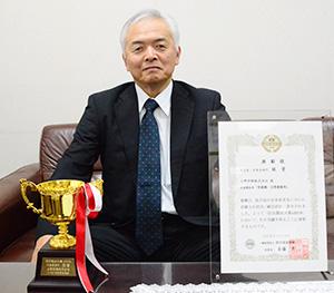 上野誠一郎社長